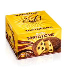Panettone dolce Tartufato Motta 750gr