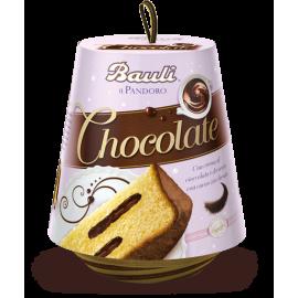 Pandoro chocolate Bauli 750 gr