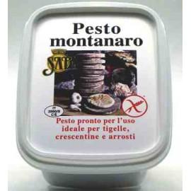 Pesto Montanaro S.a.p. salumificio pavullese 200 gr