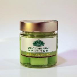 Zuccherini Spiritosi Arquebuse Antica Distilleria Quaglia 20 cl