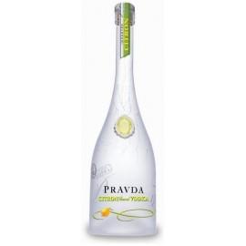 Vodka Pravda Citron 70 cl