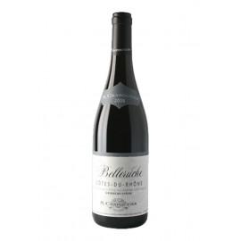 """Côtes du Rhône """"Belleruche"""" Rouge 2015 Chapoutier 75 cl"""