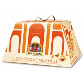 Panettone milanese Tre Marie 1kg