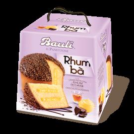 Panettone Rhum Bà Bauli 750 gr