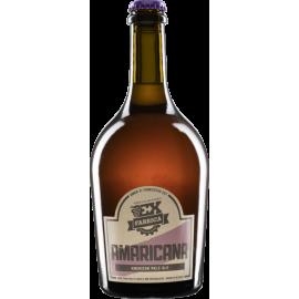 Birra artigianale AMARICANA Ex Fabrica 75 cl