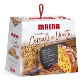Colomba Cereali e Uvetta Maina 750 gr