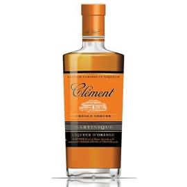 """Liqueur D'Orange """"Créole Shrubb"""" Clément 70 cl"""