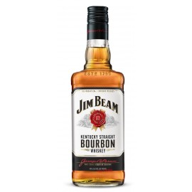 Kentucky Straight Bourbon Whiskey Jim Beam 70 cl