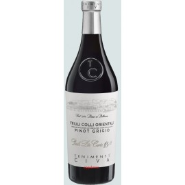 "Pinot grigio ""Biele Zôe Cuvée 85/15) d.o.c. Tenimenti Civa 75 cl"