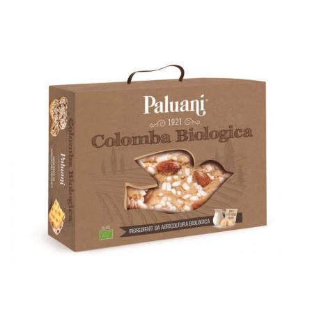 Colomba di pasqua biologica Paluani 750 gr