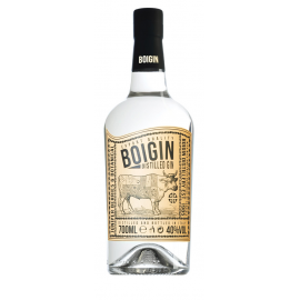 Gin Boigin Silvio Carta 50 cl