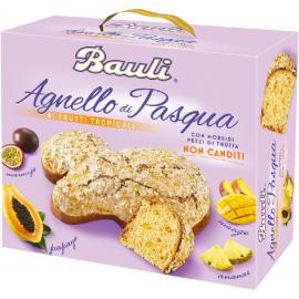 Agnello frutti tropicali Bauli 750 gr