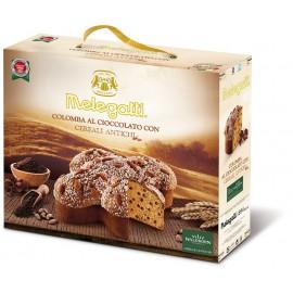 Colomba al cioccolato con cereali antichi Melegatti 750 gr