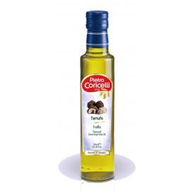 Condimento con Olio Extra Vergine di Oliva Aromatizzato al Tartufo Pietro Coricelli 250 ml