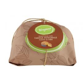 Panettone con farina integrale Vergani 700 gr