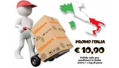 Spedizione ITALIA