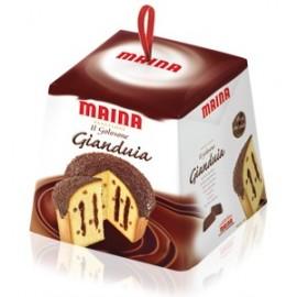 "Panettone ""iI golosone"" gianduia Maina 750 gr"
