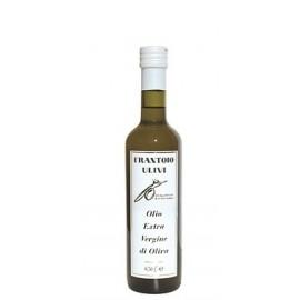 olio extra vergine d'oliva qualità taggiasca frantoio ulivi di liguria 75 cl