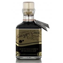 Aceto Balsamico di Modena i.g.p. denso etichetta oro 250 ml - G. Giusti