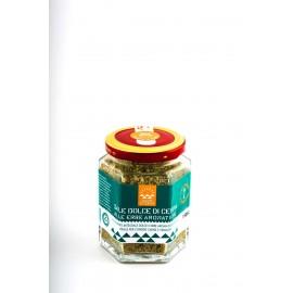 Sale di Cervia alle Erbe aromatiche 175 gr - Salina di Cervia