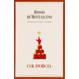 Rosso di Montalcino d.o.c. 2012 Col d'orcia 75 cl