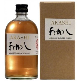 Whisky blended Akashi 50 cl