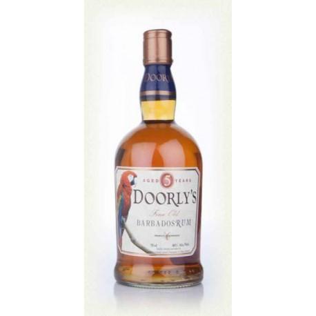 Rum Doorly's 5 y.o.70cl