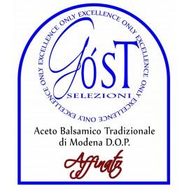 Aceto Balsamico Tradizionale di Modena D.O.P. Affinato Selezioni Góst 100 ml