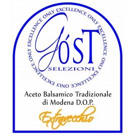 Aceto Balsamico Tradizionale di Modena D.O.P. Extravecchio Selezioni Góst 100 ml