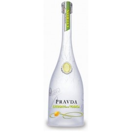 Vodka Pravda Citron 70 cl
