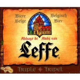 Birra triple Leffe 33 cl