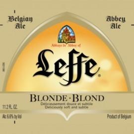 Birra Blonde Leffe 75 cl