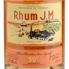 Rhum agricole Paille 70 cl - J.M.
