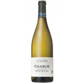Chablis 2013 premier cru Montmains CHANSON PERE & FILS 75 cl