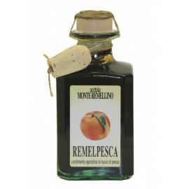 Condimento con succo cotto di Pesca 250 ml - Monte Remellino