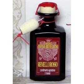 Condimento Remello Rosso 5 Travasi 250 ml Monte Remellino