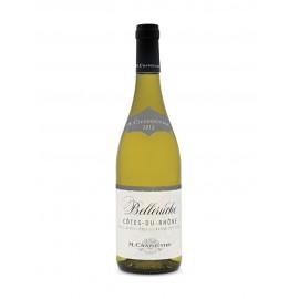 """Côtes du Rhône Blanc """"Belleruche"""" 75 cl - Chapoutier"""
