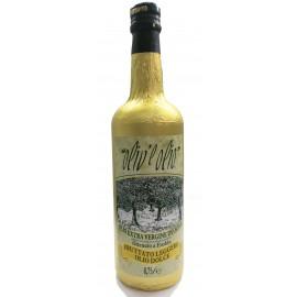 Olio Extra Vergine di Oliva Fruttato leggero 100 cl - Oliv'e Olio
