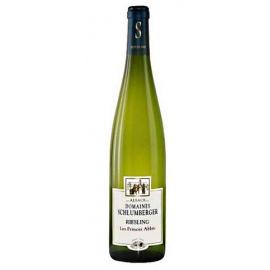 """Alsace Riesling """"Les Princes Abbés"""" Domaines Schlumberger 75 cl"""