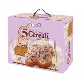 Colomba 5 Cereali Bauli 500 gr