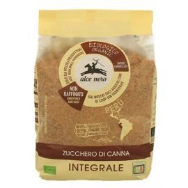 Zucchero integrale di canna biologico Alce Nero 500 gr