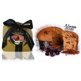 Panettone Tentazione al Cioccolato Belga De Mori 500 gr