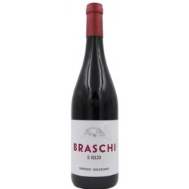 """Romagna Sangiovese Superiore d.o.c. """"Il Gelso"""" Braschi 1949 75 cl"""