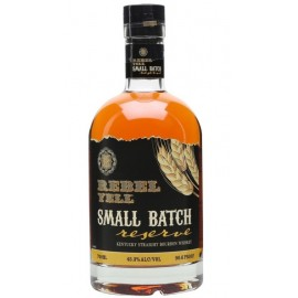 Kentucky Straight Bourbon Whisky small batch reserve Rebel Yell 70 cl