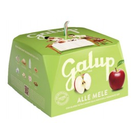 Panettone alle mele Galup 750 gr