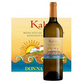 """Moscato di pantelleria d.o.c. """"kabir"""" 37.5 cl - Donnafugata"""
