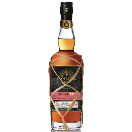 Rum Plantation Belize XO Selection des Anges – Single Cask Collection 70 cl