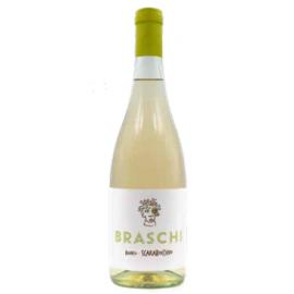 Scarabocchio bianco i.g.t. Braschi 1949 75 cl