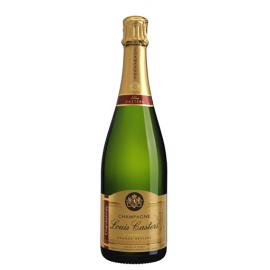 Champagne Cuvée Grande Réserve Brut Louis Casters 75 cl