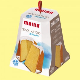 Pandoro senza lattosio Maina 750 gr